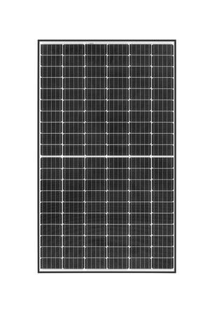 REC REC320TP2M 320W WHITE BACKSHEETBLACK FRAME SOLAR MODULE